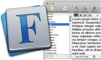 How to install Fonts on Mac OS X